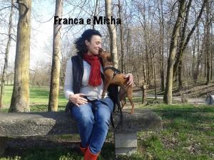 FRANCA E MISHA PICCOLA